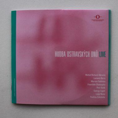 Hudba Ostravských dnů live (2009)