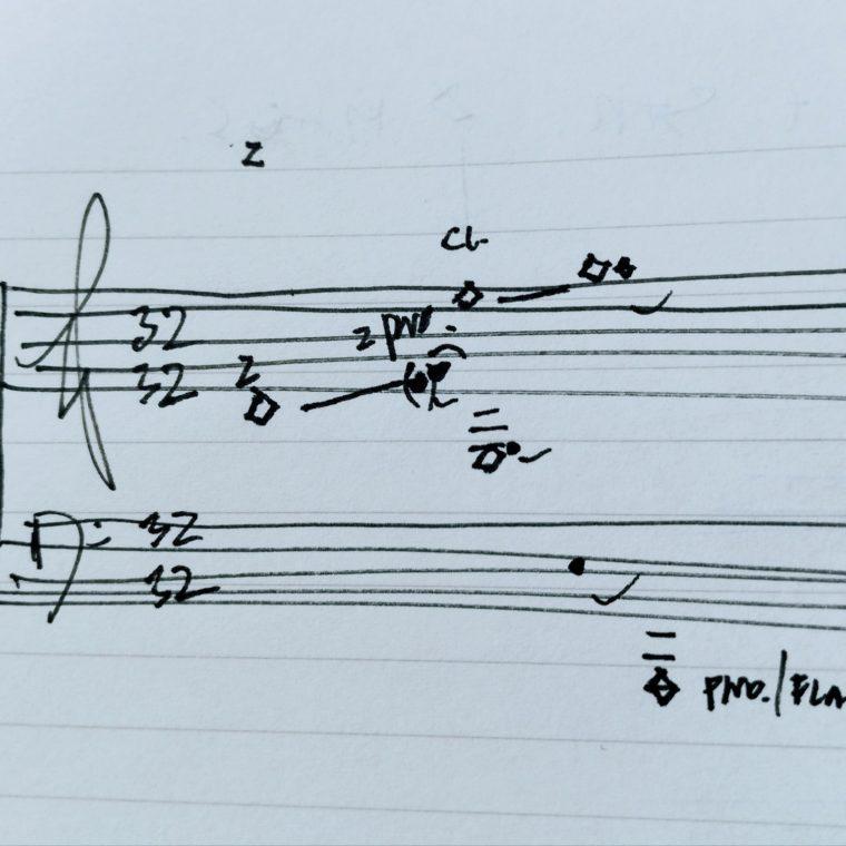Ke xylofonii obscénního nad vědomím v agónii