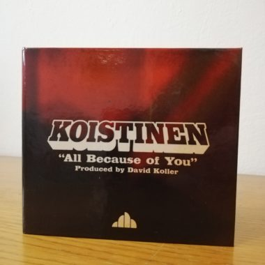 Koistinen – All because Of You (Singl 2010)